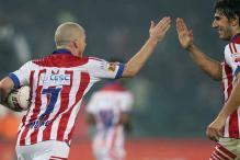 ISL 2016: Iain Hume's Last Minute Goal Secures 1-1 Draw for Kolkata