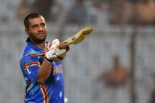 2nd ODI: Shahzad's ton helps Afghanistan beat Zimbabwe by four wickets