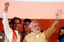 Modi showed 'huge tolerance' by shaking hands with Sharif: Shiv Sena