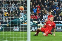 EPL: Skrtel scores own goal as Newcastle upset Liverpool 2-0