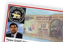 RBI refutes rumours that scribbled notes won't be accepted from January 1