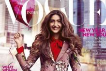 Look of the day: Sonam Kapoor looks vivacious on Vogue's milestone cover page