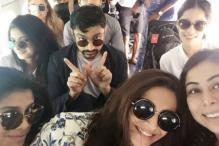 Sonam Kapoor lets her hair down as she enjoys a well-deserved break in Maldives with sister Rhea and friends