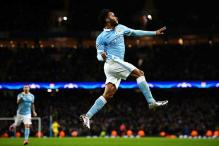 Champions League: Raheem Sterling helps Manchester City finish top of Group D