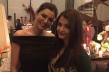 Photo of the day: Have you seen this pretty snap of Sushmita Sen and Aishwarya Rai?