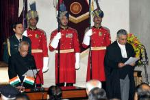 Justice TS Thakur sworn in as 43rd Chief Justice of India