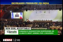 Not enough finances pledged to tackle climate change: India