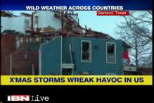 Storms wreak havoc in the US, 43 killed so far