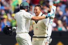 2nd Test: Khawaja, Burns tons put Australia in command against West Indies