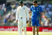 Australia's Usman Khawaja suffers setback in Test return bid