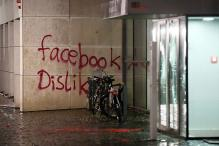 Facebook's office attacked in Germany; vandals spray 'Facebook dislike' on a wall
