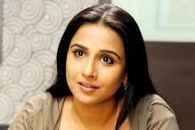 Vidya Balan hospitalised for suspected kidney stone