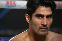 Vijender Singh looks forward to fourth professional bout