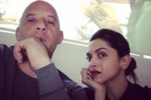 Vin Diesel teases fans with leading lady Deepika Padukone's photo