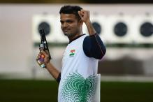 Vijay Kumar wins gold at National Shooting Championship
