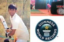 India cricketer Virag Mare creates Guinness world record for longest net session