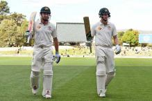 1st Test, AUS vs WI: Voges, Marsh run riot in Hobart, Australia 438/3