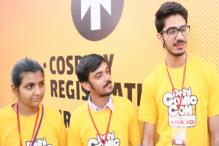 Watch: High five to Delhi Comic Con volunteers for the show