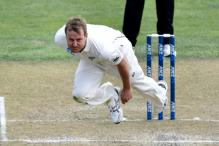 Tough graft for batters and bowlers at Hagley Oval