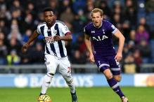 FA charges West Brom, Spurs for failing to stop players from arguing