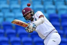 West Indies 303/8 on Day 1 of second tour match