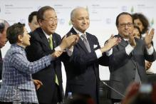 World leaders welcome historic climate pact