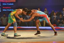 Narsingh Yadav steals the show as Bengaluru Yodhas humble UP Warriors in Pro Wrestling League