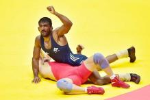 All eyes on Yogeshwar at Asian Olympic wrestling qualification