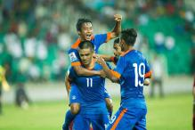 Lallianzuala Chhangte becomes youngest ever goal-scorer for India in football