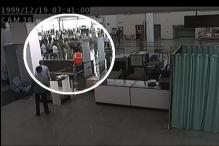 Caught on camera: YSR Congress MP Mithun Reddy allegedly slaps Tirupati airport official
