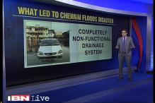 Poor urban planning is among key reasons behind the devastation in Chennai