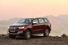 The all-new Ford Endeavour launched at Rs 24.75 lakh in India