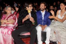 Amitabh Bachchan to Ranveer Singh: Bollywood stars dazzle at the Screen Awards