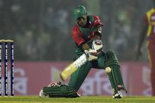 Bangladesh beat Zimbabwe by four wickets in first T20