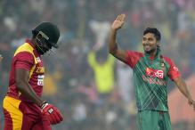 2nd T20I: Bangladesh beat Zimbabwe by 42 runs to lead series 2-0