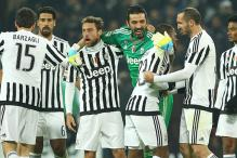 Serie A: Juventus beat Roma 1-0 to keep up pressure on Napoli