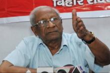 CPI leader A B Bardhan dead after prolonged illness