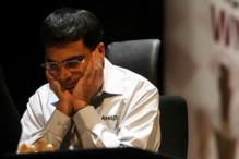Viswanathan Anand loses to Nakamura and slips from joint lead