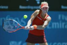 Angelique Kerber crashes out of Qatar Open
