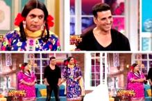 'Comedy Nights with Kapil' final episode: Kapil Sharma's jokes, Gutthi's mimicry of Akshay Kumar leave viewers in splits