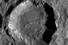 NASA reveals dwarf planet Ceres' youngest crater in finer details