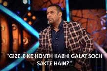 Salman Khan's 10 wittiest digs at 'Bigg Boss 9' contestants that left us in splits