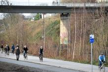 Germany gets its first bicycle highway