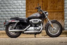 Harley-Davidson Sportster 1200 Custom launched at Rs 8.9 lakh in India