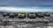 Jeep marks its 75th anniversary with seven special edition models