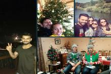 Christmas to New Year: Sports stars celebrate the festivities in style