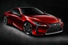 Lexus LC 500 coupe: Toyota's all-new premium sports car that is 'not boring'