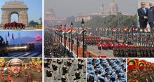 Watch: India's 67th Republic Day parade live online