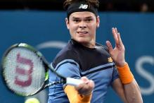 Tennis: Milos Raonic serves up a storm to reach Brisbane final