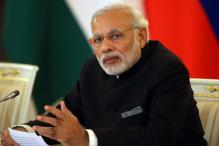 Narendra Modi on two-day Sikkim visit